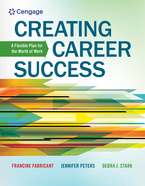Creating career success a flexible plan for the world of work 1st creating career success a flexible plan for the world of work 1st edition cengage fandeluxe Gallery