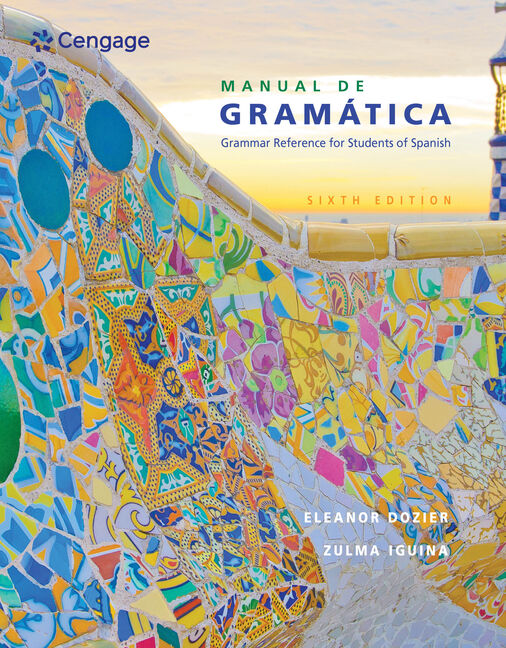 Manual De Gramatica 6th Edition