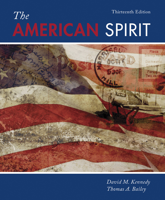 The American Spirit: United States History as Seen by