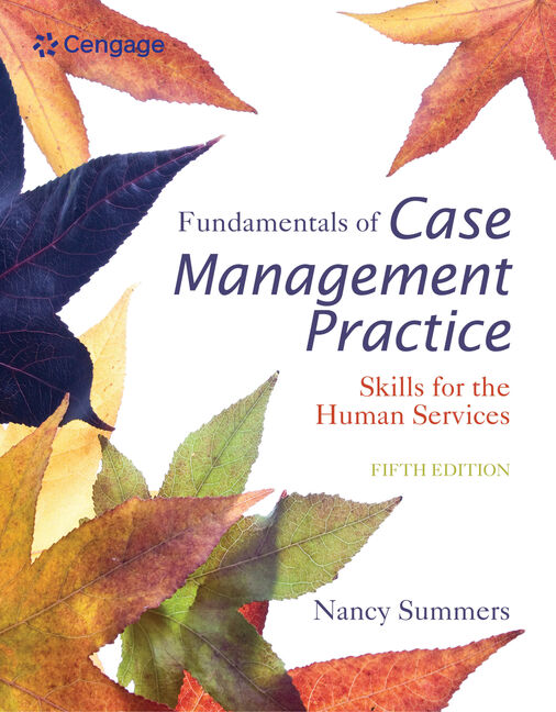 ???label.coverImageAlt??? MindTap Counseling for Fundamentals of Case Management Practice: Skills for the Human Services 5th Edition by Nancy Summers