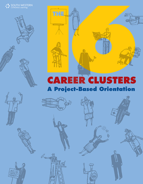 The 16 Career Clusters A ProjectBased Orientation 1st Edition – 16 Career Clusters Worksheets