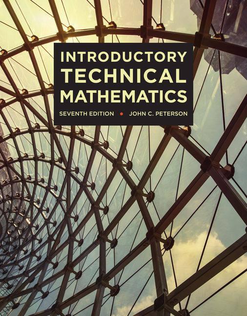 Introductory technical mathematics 7th edition cengage fandeluxe Image collections