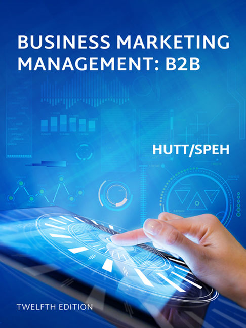 MindTap for Business Marketing Management B2B, 12th Edition