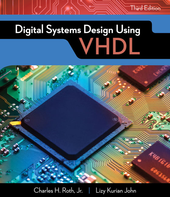 Digital Systems Design Using Vhdl 3rd Edition Cengage