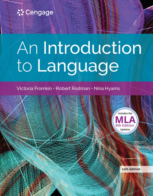 An introduction to language 11th edition cengage an introduction to language 11th edition fandeluxe Gallery