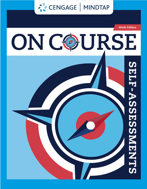 Mindtap self assessment for on course strategies for creating mindtap self assessment for on course strategies for creating success in college and in life 8th edition fandeluxe Image collections