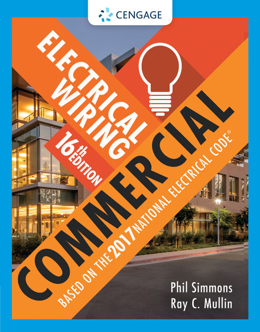 Electrical wiring commercial 16th edition cengage fandeluxe Gallery