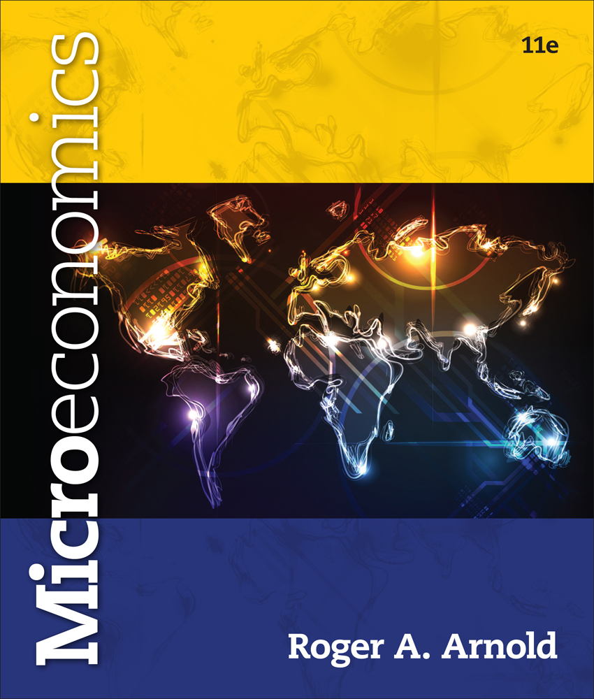 Product cover for Microeconomics 11th Edition by Roger A. Arnold