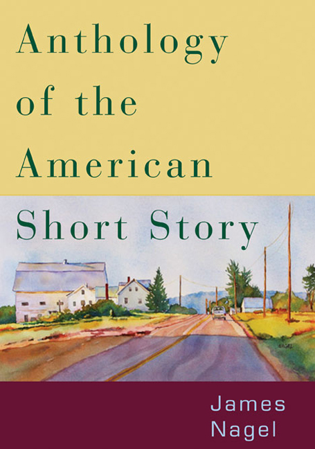 ???label.coverImageAlt??? Anthology of the American Short Story 1st Edition by James Nagel