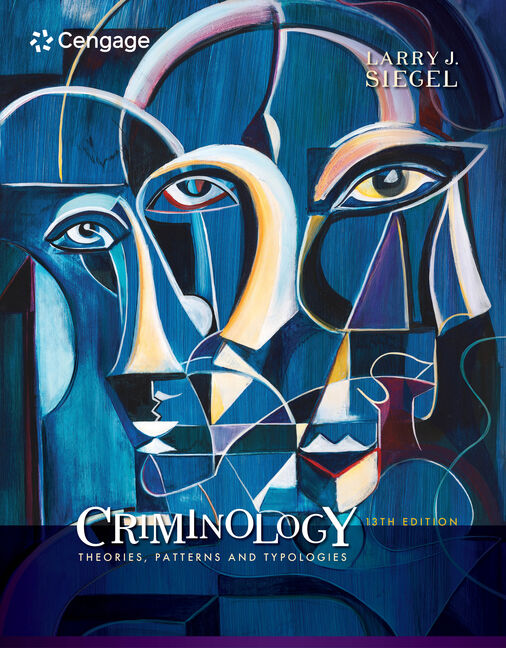 Criminology theories patterns and typologies 13th edition cengage product cover for criminology theories patterns and typologies 13th edition by larry j fandeluxe Image collections