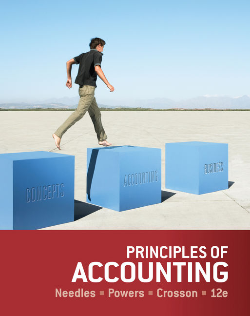 Principles of accounting 12th edition cengage fandeluxe Choice Image