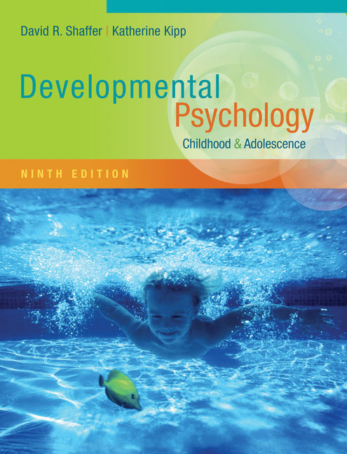 Developmental psychology childhood and adolescence 9th edition product cover for developmental psychology childhood and adolescence 9th edition by david shafferkatherine fandeluxe Choice Image