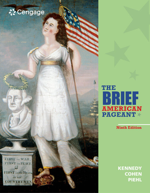 brief American pageant - a history of the republic