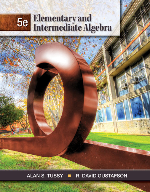 Elementary and intermediate algebra 5th edition cengage fandeluxe Choice Image