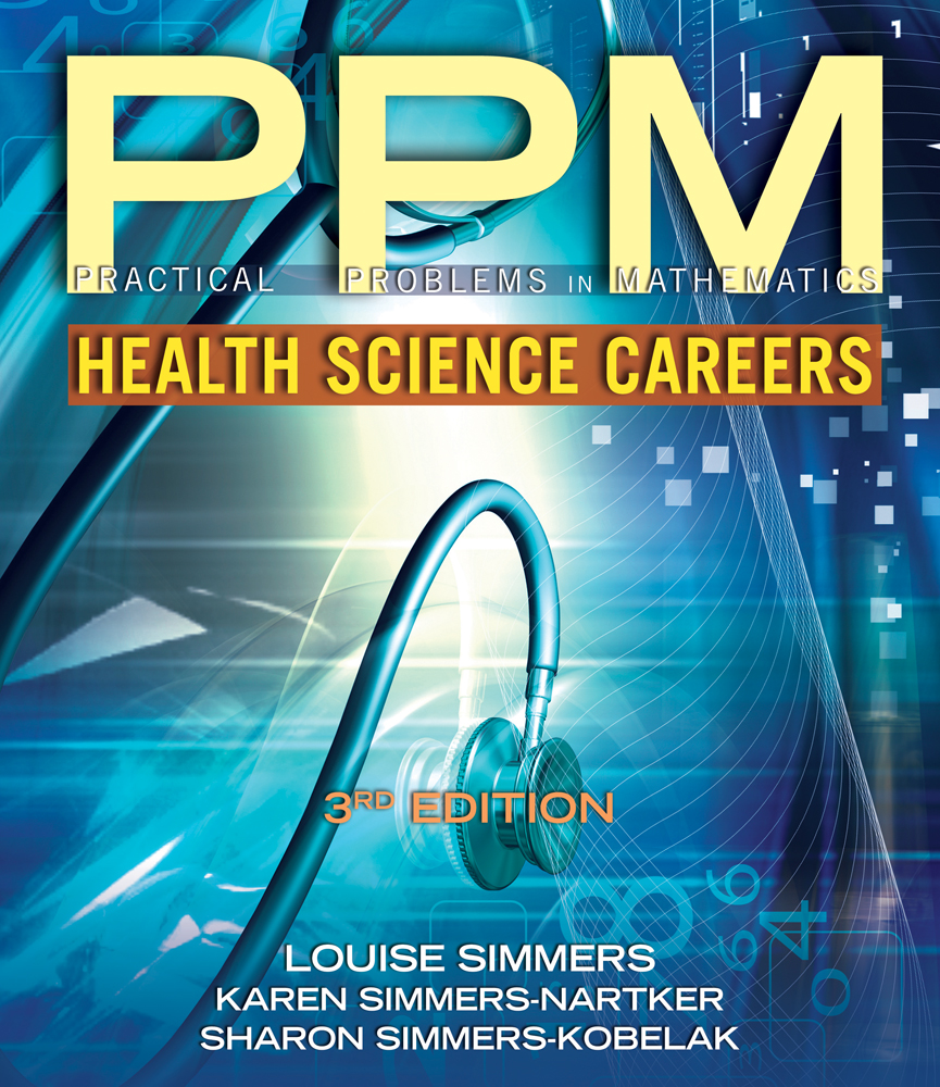 Practical Problems in Math for Health Science Careers, 3rd Edition ...