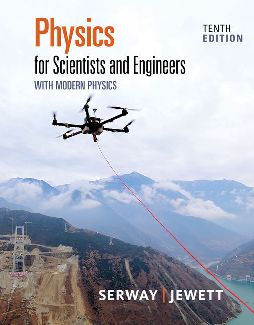 Physics for scientists and engineers with modern physics 10th product cover for physics for scientists and engineers with modern physics 10th edition by raymond a fandeluxe Choice Image