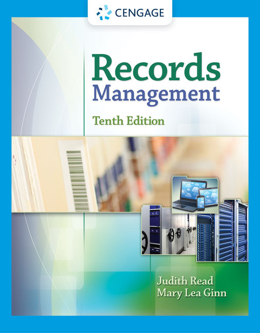 Records management 10th edition 9781305119161 cengage records management 10th edition fandeluxe Images