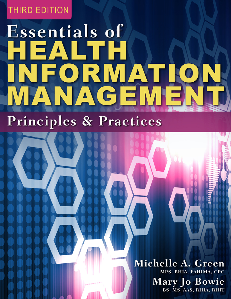 Essentials of health information management principles and essentials of health information management principles and practices 3rd edition 9781285177267 cengage fandeluxe Image collections