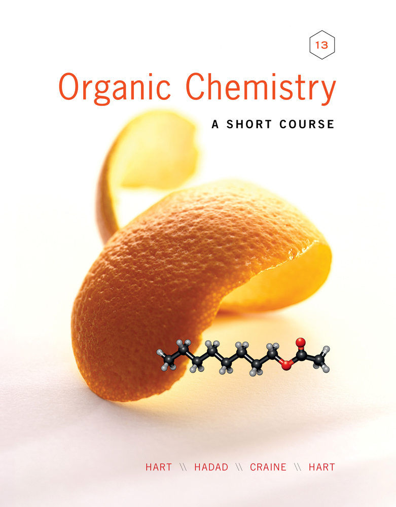 Organic chemistry a short course 13th edition 9781111425562 organic chemistry a short course 13th fandeluxe Image collections