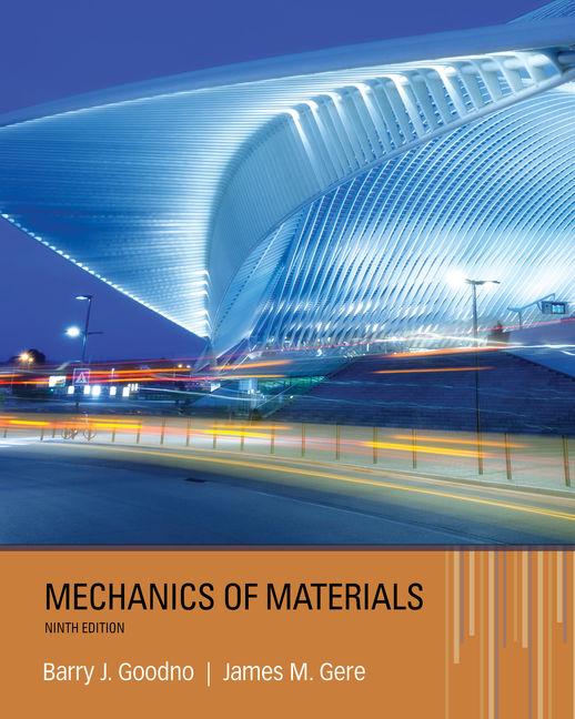 mechanics of materials 9th edition 9781337093347 cengage