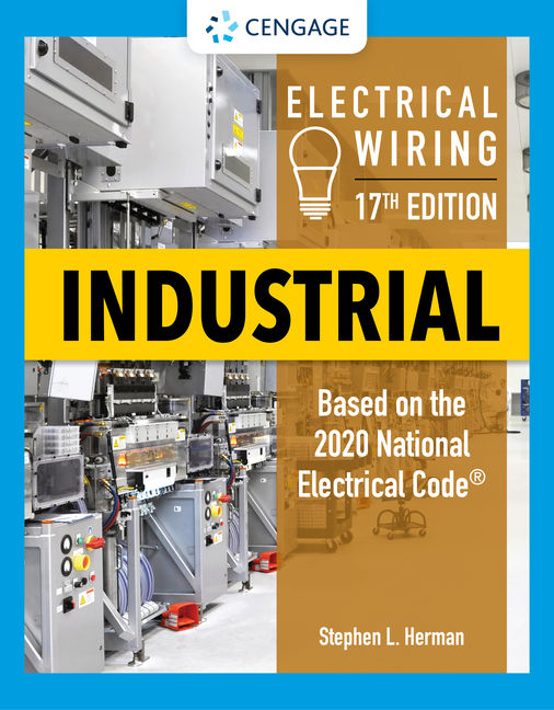 product cover for electrical wiring industrial 17th edition by stephen l   herman