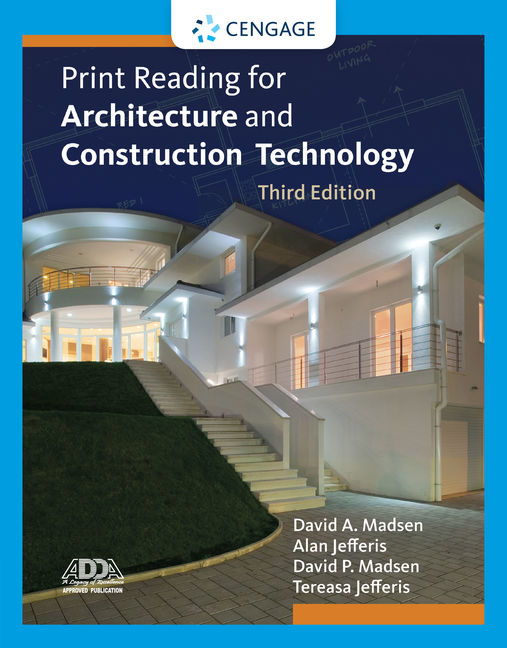 Print reading for architecture and construction technology 3rd print reading for architecture and construction technology 3rd edition cengage malvernweather Choice Image