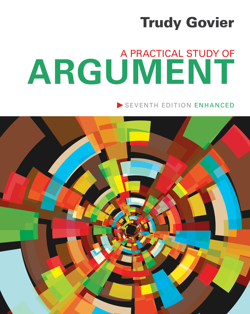 Product cover for A Practical Study of Argument, Enhanced Edition 7th  Edition by Trudy Govier