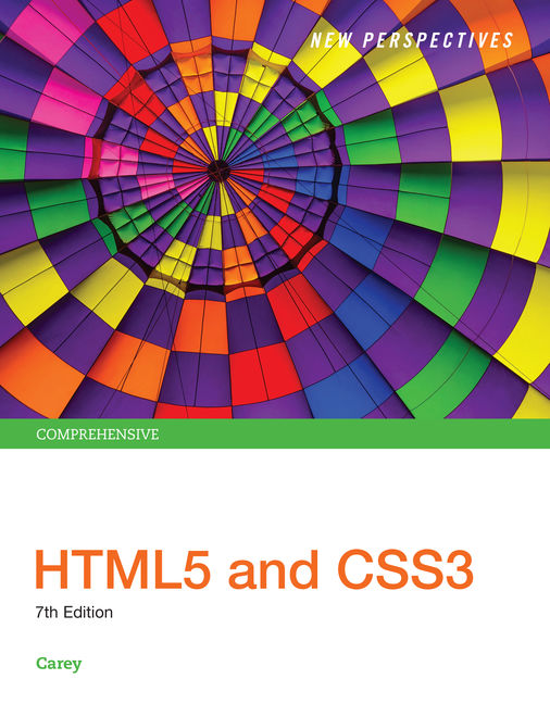New perspectives html5 and css3 comprehensive 7th edition look inside fandeluxe Images