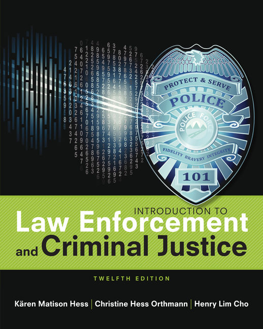 Introduction to law enforcement and criminal justice 12th edition introduction to law enforcement and criminal justice 12th edition cengage fandeluxe Choice Image