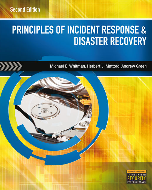 Principles of incident response and disaster recovery 2nd edition labelverimagealt principles of incident response and disaster recovery malvernweather Gallery