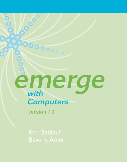 Product cover for MindTap for Emerge with Computers v. 7.0 7th Edition by Kenneth Baldauf/Beverly Amer