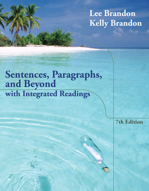 ???label.coverImageAlt??? Aplia for Sentences, Paragraphs, and Beyond: With Integrated Readings 7th Edition by Lee Brandon/Kelly Brandon