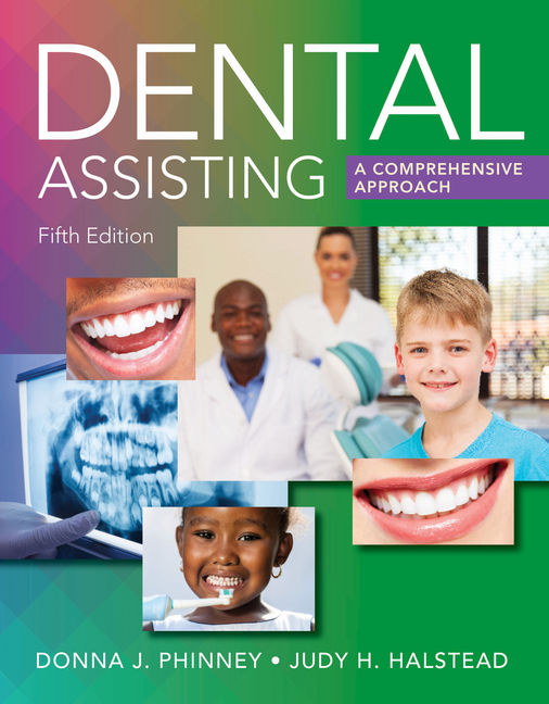 Product cover for Dental Assisting: A Comprehensive Approach 5th Edition by Donna J. Phinney, CDA, MEd/Judy Halstead
