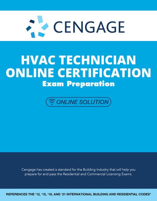 Dewalt Hvac Technician Online Certification Exam Preparation 1st