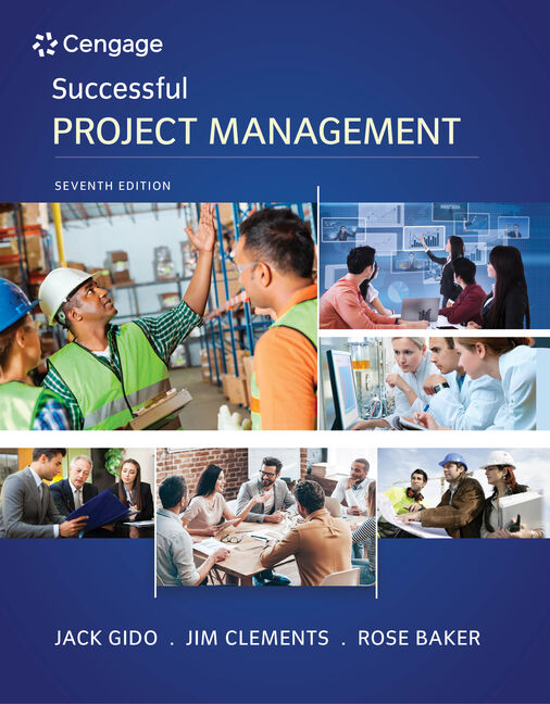 Successful project management 7th edition cengage successful project management 7th edition fandeluxe Image collections