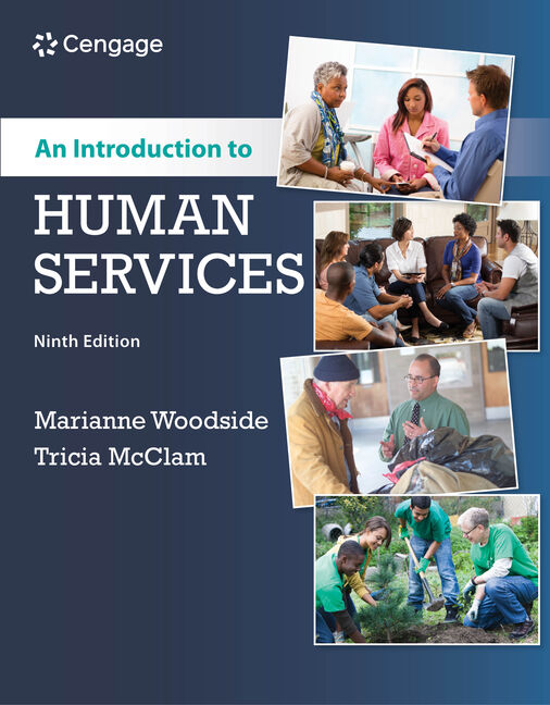 An introduction to human services 9th edition cengage fandeluxe Images