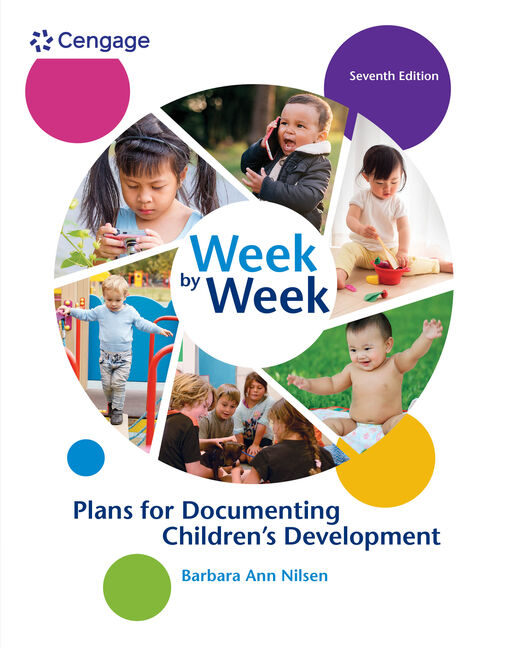 Week By Week Plans For Documenting Childrens Development 7th