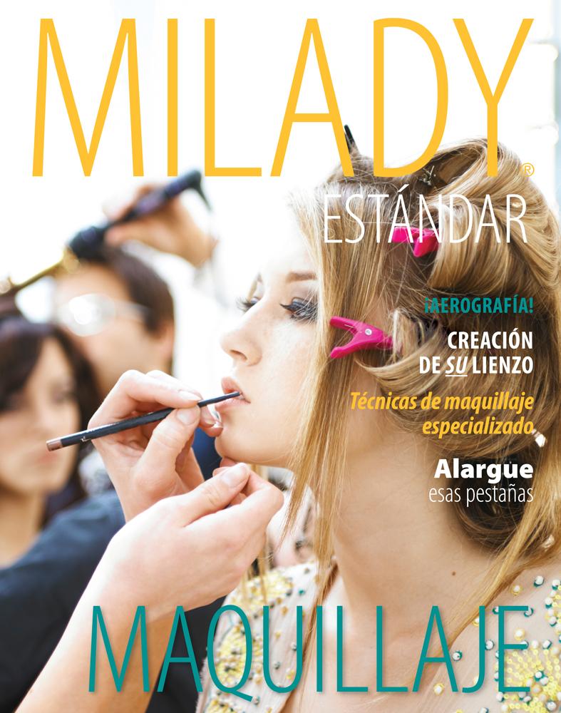 Spanish Translated Milady Standard Makeup, 1st Edition ...