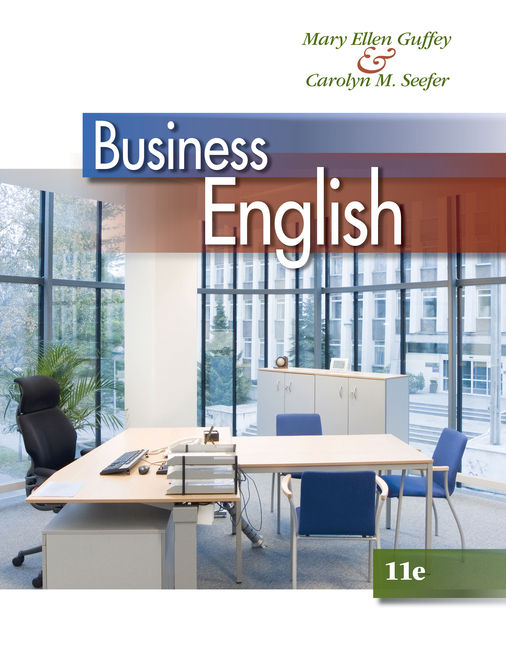 Business english 11th edition cengage product cover for business english 11th edition by claudia b gilbertsonmark w fandeluxe Image collections