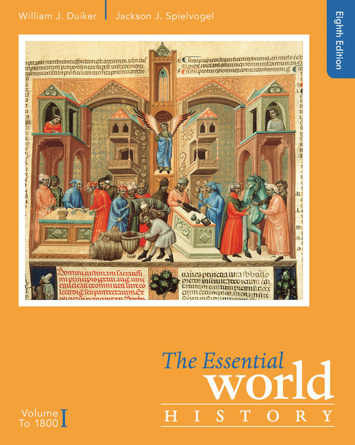 The essential world history volume i to 1800 8th edition the essential world history volume i to 1800 8th edition william j duiker jackson j spielvogel fandeluxe Images