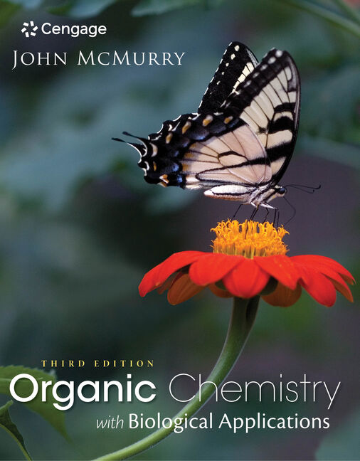 Organic Chemistry With Biological Applications 3rd Edition Cengage