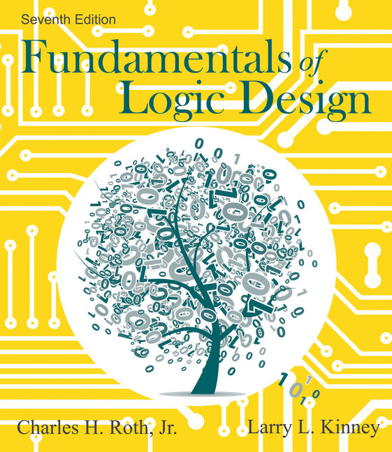 Product cover for MindTap for Fundamentals of Logic Design 7th Edition by Charles H. Roth, Jr./Larry L. Kinney