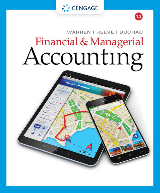 Financial Managerial Accounting 14th Edition By