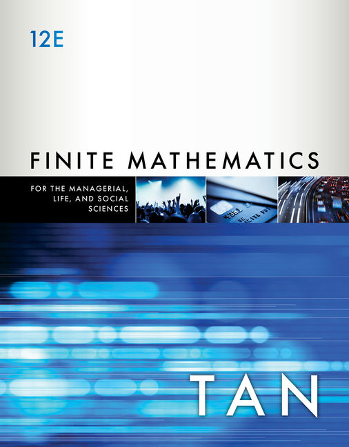 Finite mathematics for the managerial life and social sciences finite mathematics for the managerial life and social sciences 12th edition cengage fandeluxe Choice Image