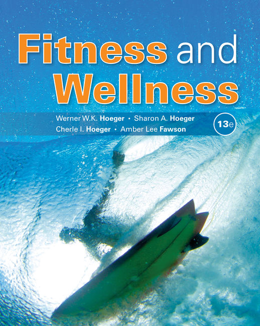 Fitness and wellness 13th edition cengage fitness and wellness 13th edition fandeluxe Image collections