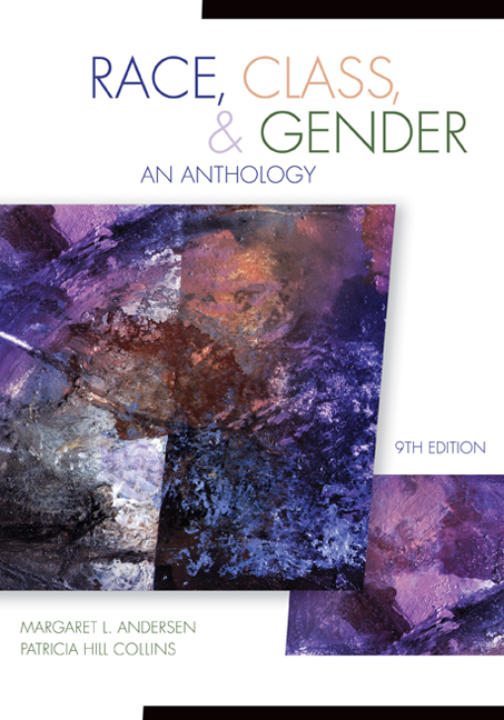 Race class gender an anthology 9th edition cengage product cover for race class gender an anthology 9th edition by margaret fandeluxe Images