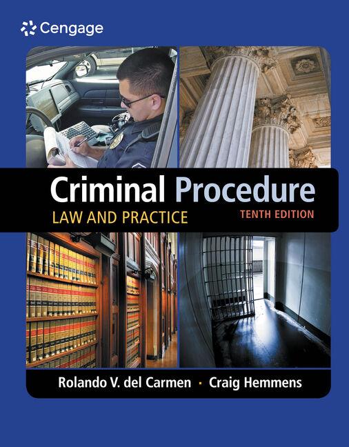 criminal procedure law and practice