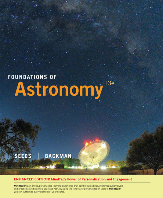 Foundations of Astronomy, Enhanced, 13th Edition - Cengage