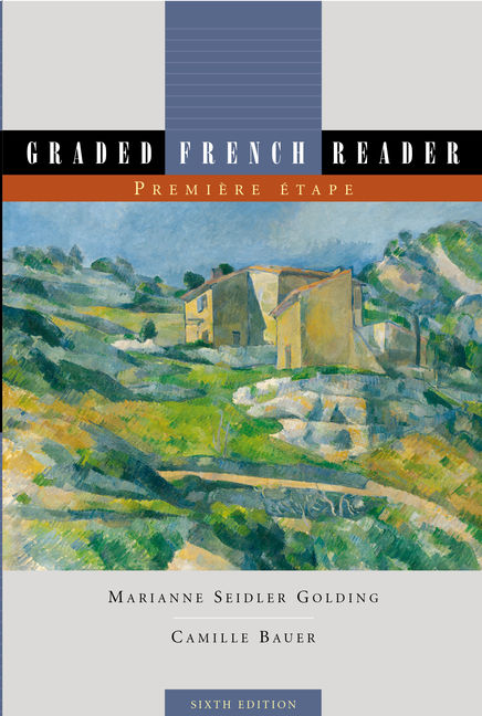 Product cover for Graded French Reader: Première Étape 6th Edition by Marianne Seidler Golding/Camille Bauer