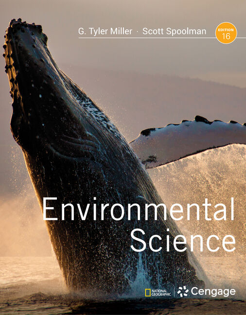 Environmental science 16th edition cengage fandeluxe